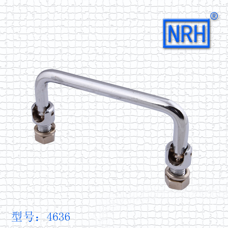 Nrh/carolina department of-4636 power supply electrical box handle box handle folding handle industrial handle iron handle