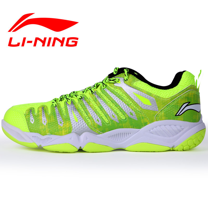2015 free shipping authentic hero hero ii td li ning badminton shoes men sports shoes