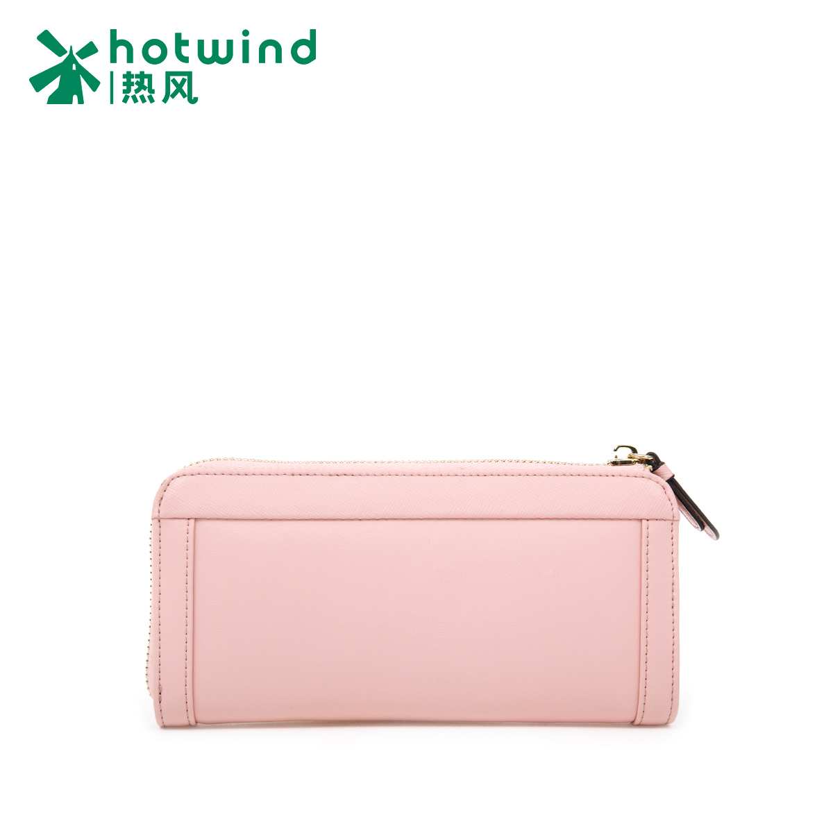 2016 hot new ms. european and american fashion minimalist cow split leather wallet female long section of the youth B62W6302