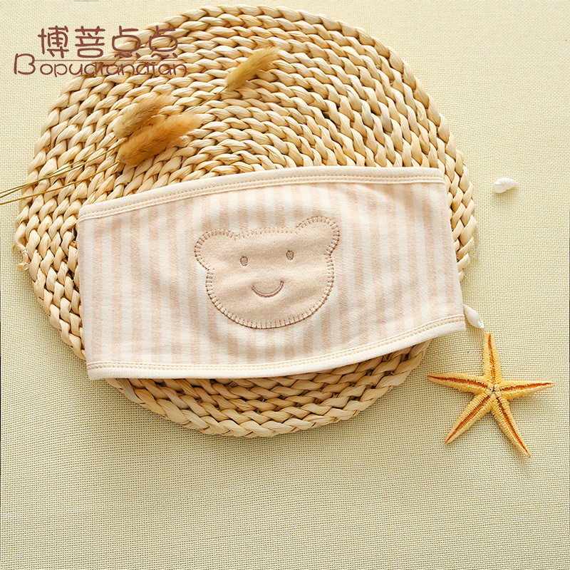 2016 new baby belly circumference newborn umbilical cord care of infants and young children organic cotton spring and summer anti cold protection belly