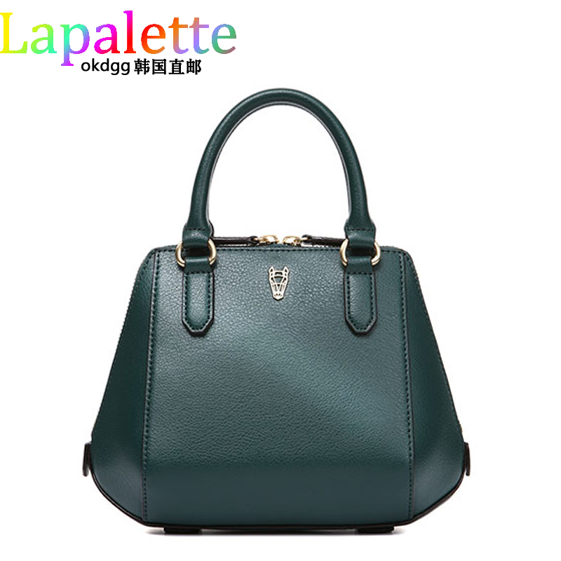 Authentic korean lapalette pony face simple atmosphere of modern style hand carry and (official website direct mail import