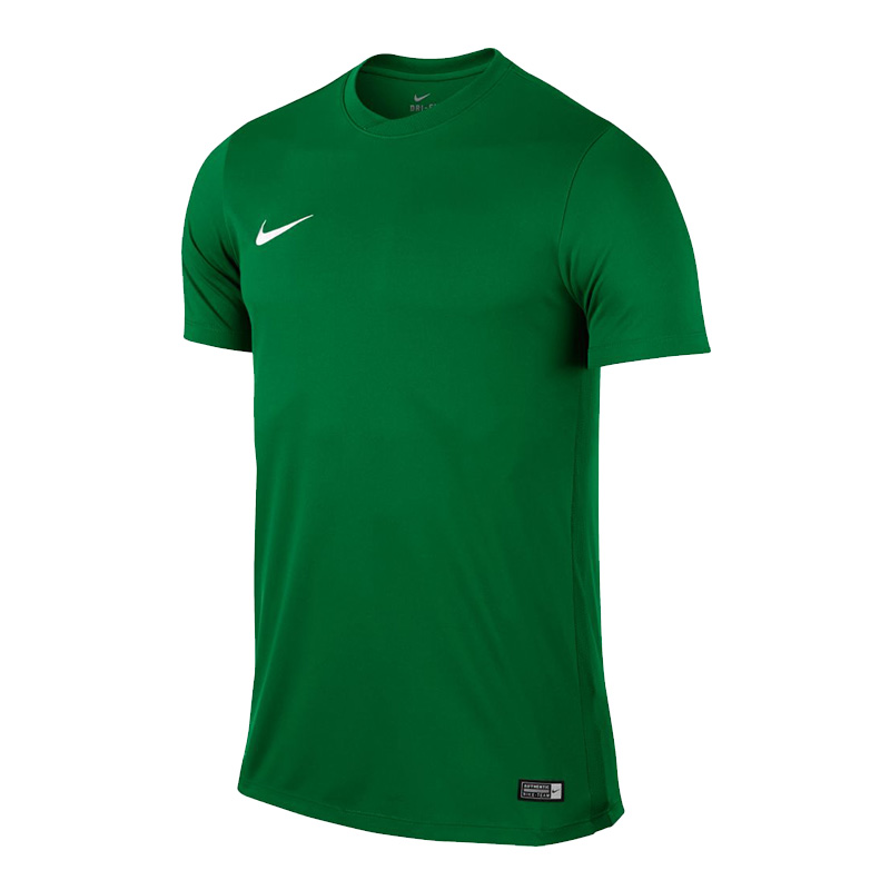 Nike nike park vi training short sleeve casual sports t-shirt sweat shirt football clothes