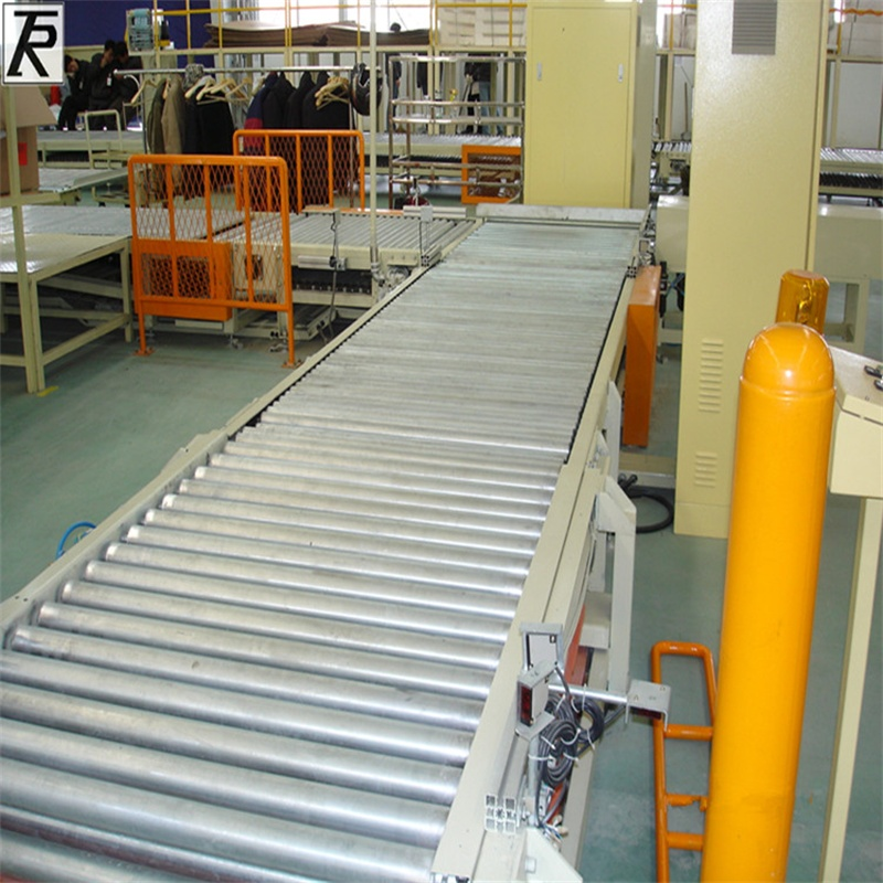 304 stainless steel roller conveyor line roller conveyor assembly line conveyor line customization