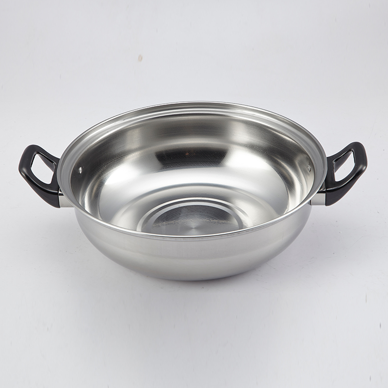 304 stainless steel stew pot large stockpot thick double bottom pot cooker common pot small pot cXcdU7AE