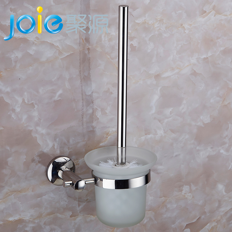 304 stainless steel toilet brush toilet suite toilet brush toilet brush toilet bathroom shelf with glass