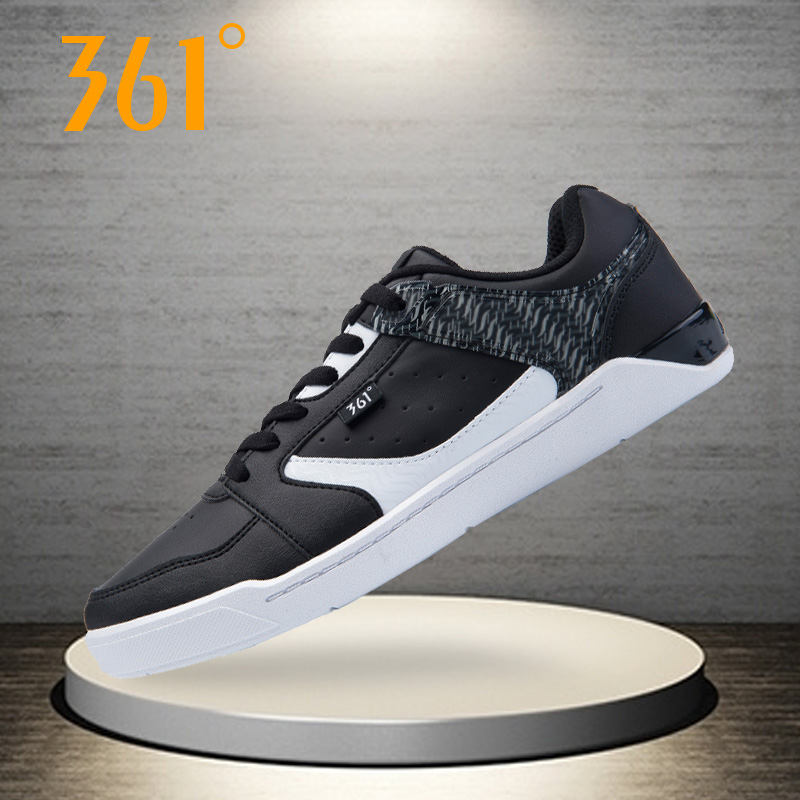 361 degrees shoes men's korean fashion casual shoes official flagship store authentic autumn and winter new men's sports shoes