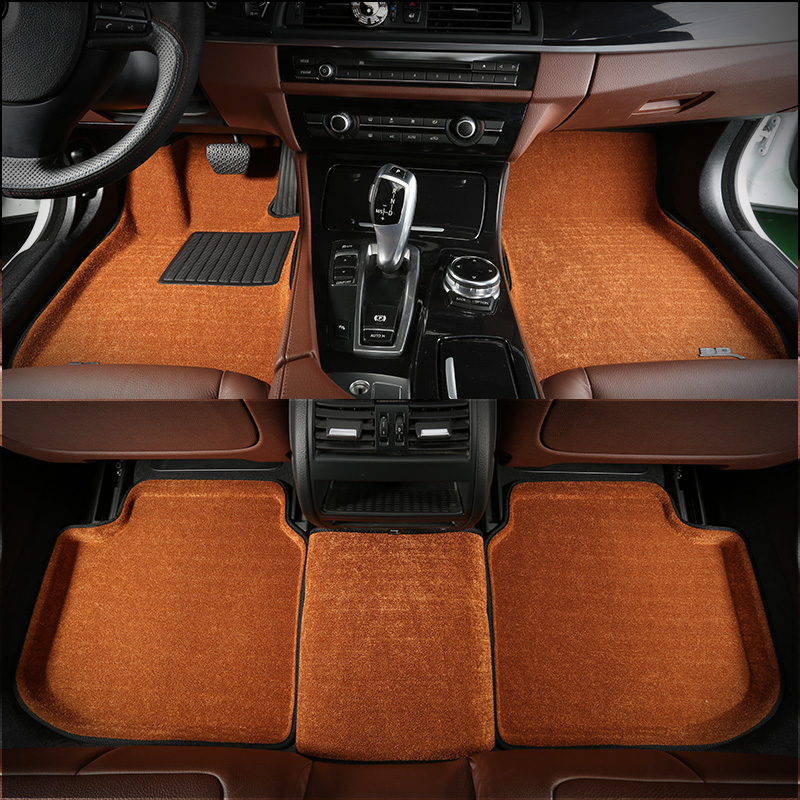 3d colorful 2016 new models honda crv chi bin tenth generation accord nine generation civic special suede car mats
