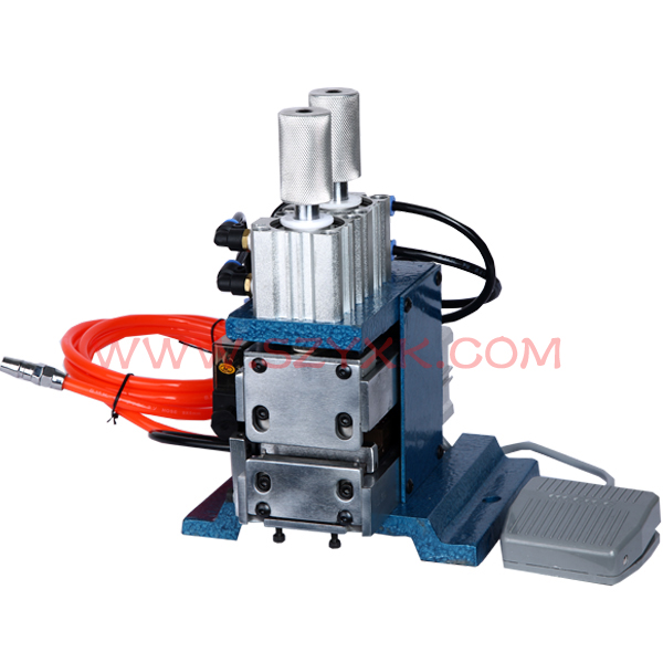 3f vertical pneumatic pneumatic stripping machine peeling machine peeling machine peeling machine wire