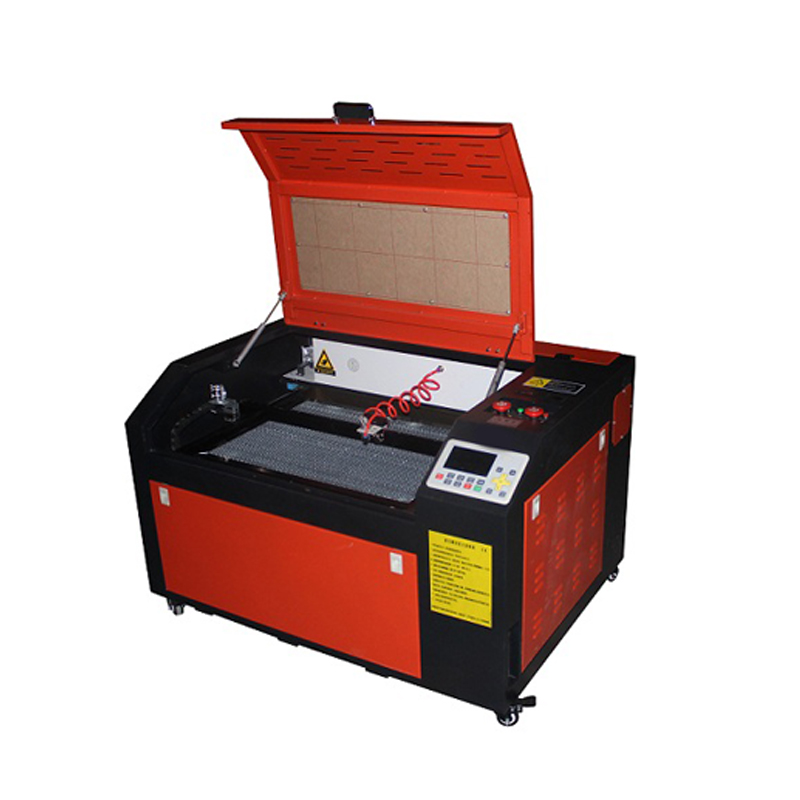 4060 linear guide thehigh hm crafts acrylic laser engraving laser cutting machine engraving machine