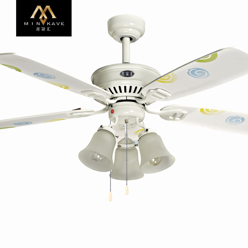 48 inch mingjiahui fan lights ceiling fan lights 3 lights konoha restaurant is decorated living room fan lights ceiling fan light remote control