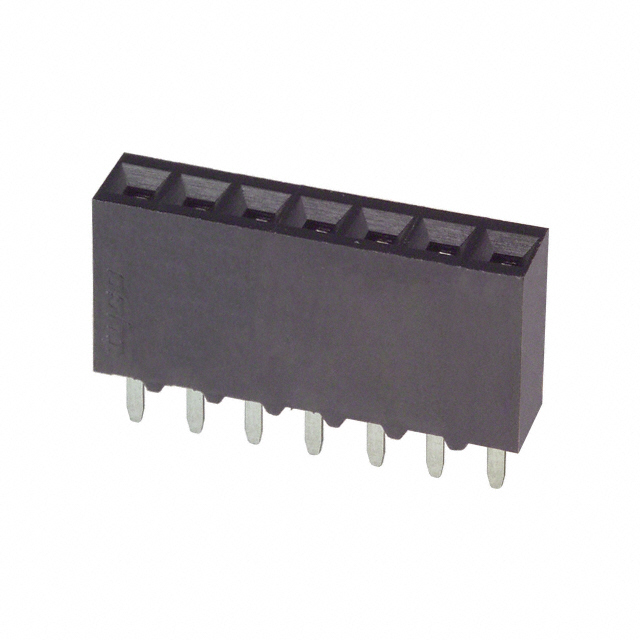 5-534237-5 [connector receptacle 7 position 0.100