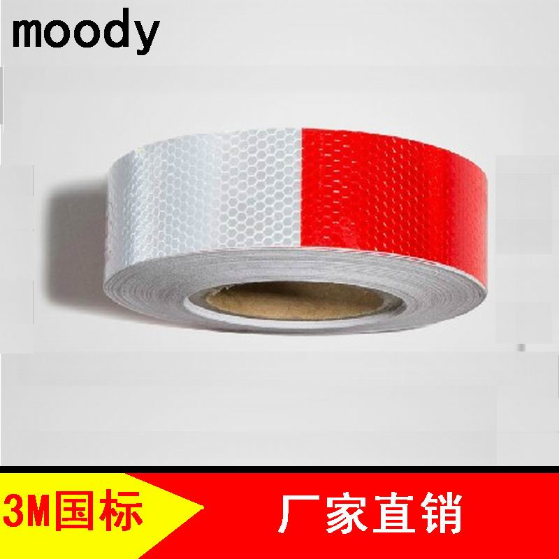 5cm cm wide reflective safety reflective tape warning tape warning tape reflective stickers reflective film reflective tape