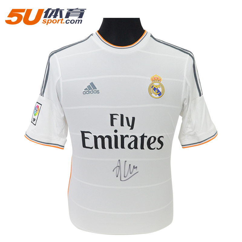 5u sports icons in the greater china region acting harvey jersey real madrid alonso autographed 13/14