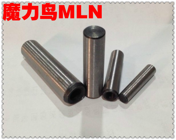 6*50 internal thread taper threaded taper pins 6*50 internal thread taper pins locating pins 6 * 50 threaded pin