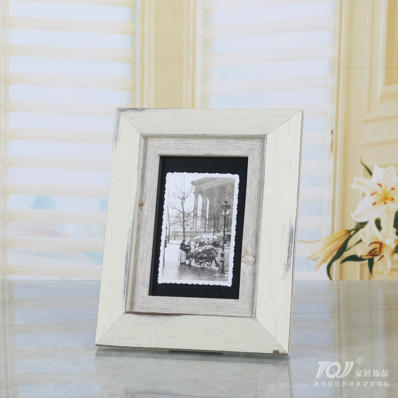 6 inch/7 european/american wood frame/do the old rectangular picture frame photo wall decoration/y304