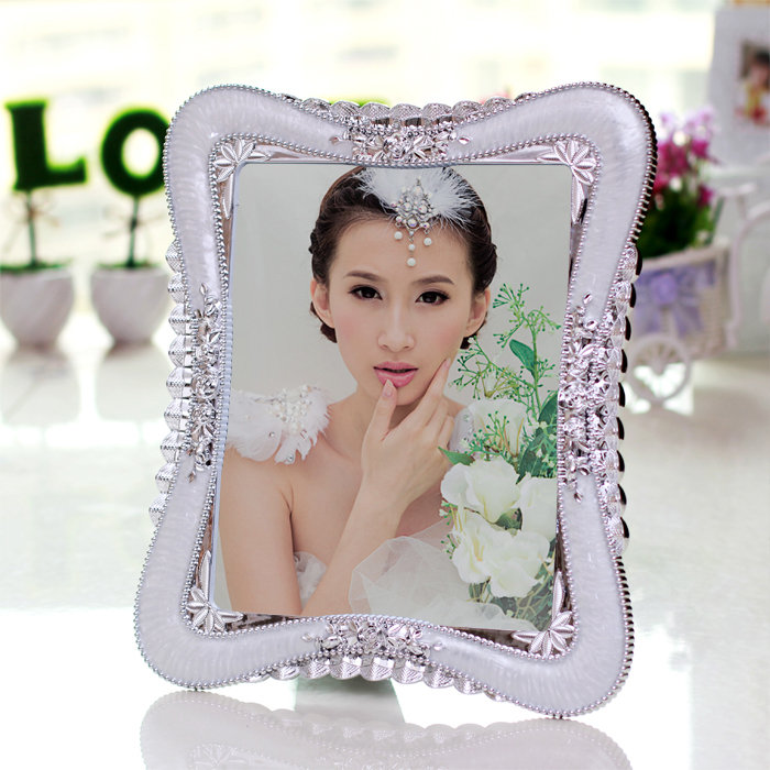 7 inch 8 10 12 frame creative photo frame swing sets for children wedding photo studio european wedding wedding picture frame