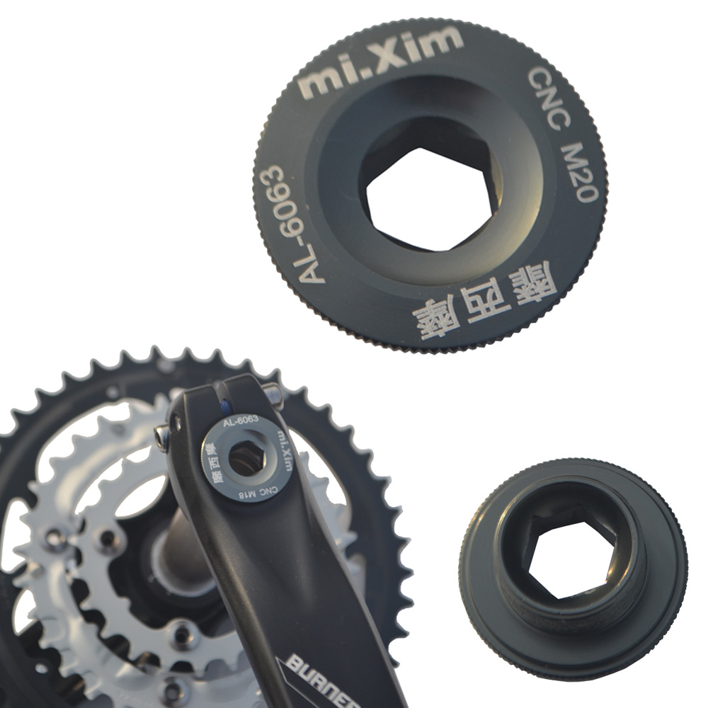 9.99 free shipping on their own mountain bike shimano fsa ho league one crankset crank crank screw axis cover b b