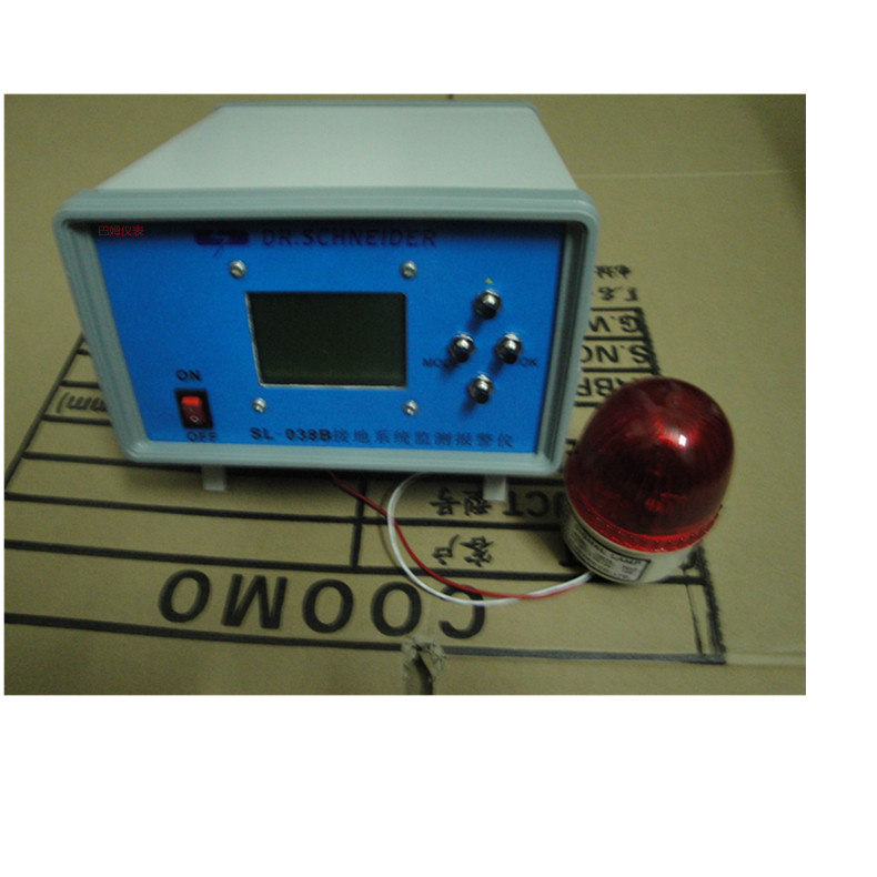 A drag eight grounding system 1-monitor SL-038B grounding grounding system monitoring alarm alarm alarm