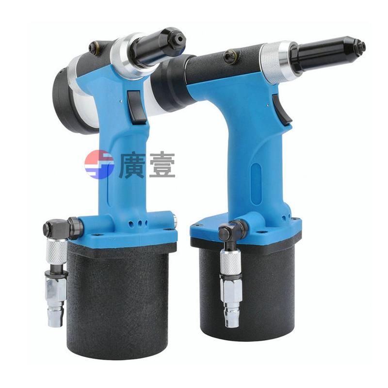 A wide industrial grade one wide pneumatic blind rivet gun riveter nail lightweight pneumatic rivet gun riveter rivet gun 2.4-4.8mm