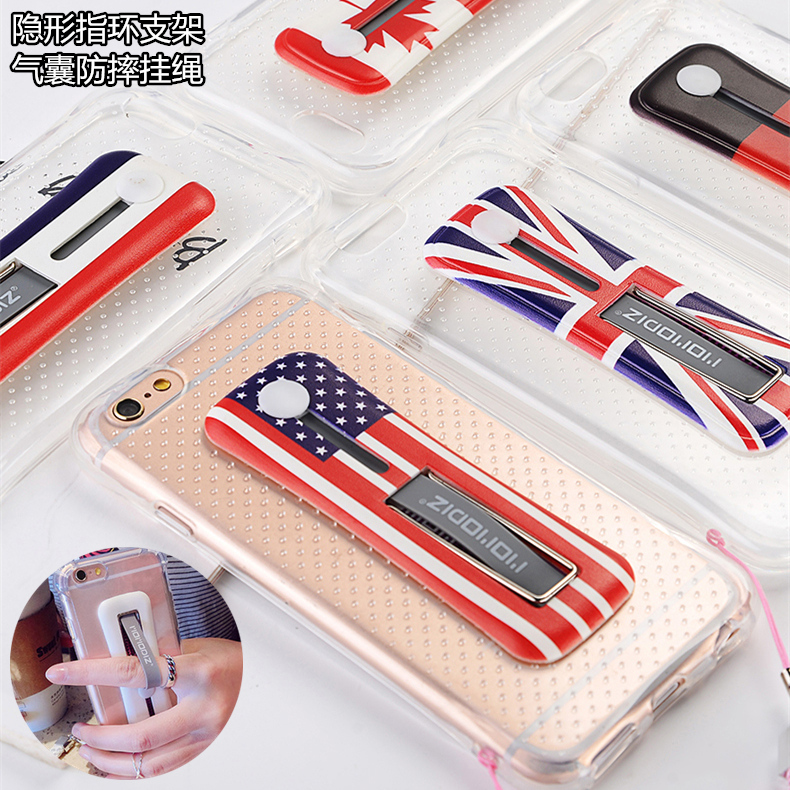 A33 oppo phone shell mobile phone shell t/w/f italian state a53 phone shell lanyard female A30M a53tm/c Silicone case stand