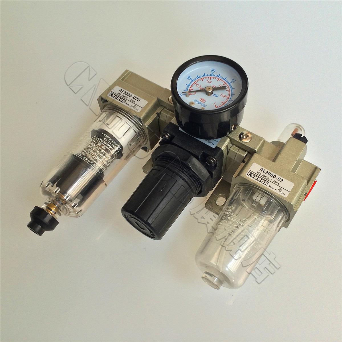 Ckd air filter regulator local air cooler