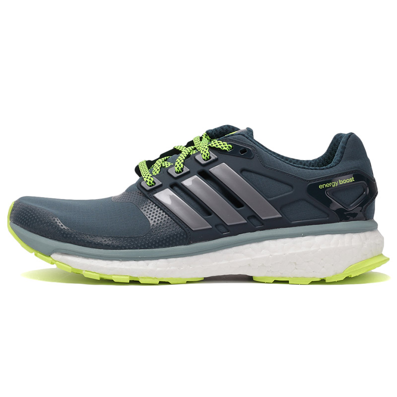 Adidas/adidas boost cushioning running shoes men's lightweight breathable sneakers running shoes step shoes b 23150
