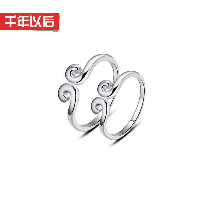 After thousands of years of love you five hundred years 925 silver creative men and women friends to send birthday gift ideas women especially useful novelty