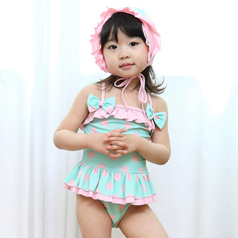 China cute toddler swimsuit