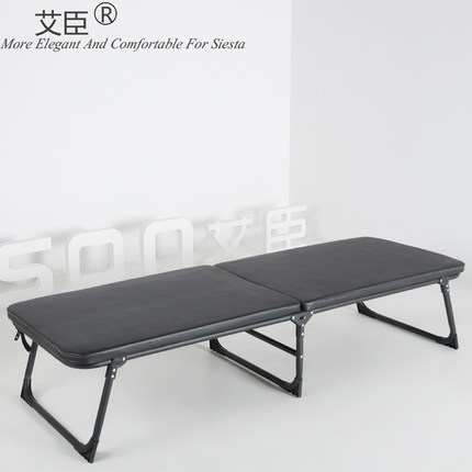 Ai chen home comfort office folding bed siesta nap bed twin bed wooden bed banchuang accompanying bed camp bed