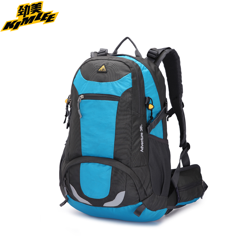 Ai shi jin mei alice backpack shoulder bag outdoor mountaineering backpack men and women travel bag schoolbag