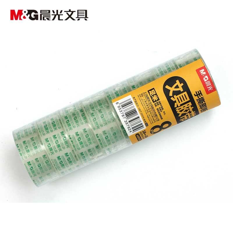 Ajd97322 dawn stationery tape stationery tape 18 * 18y environmental sealing tape stationery tape