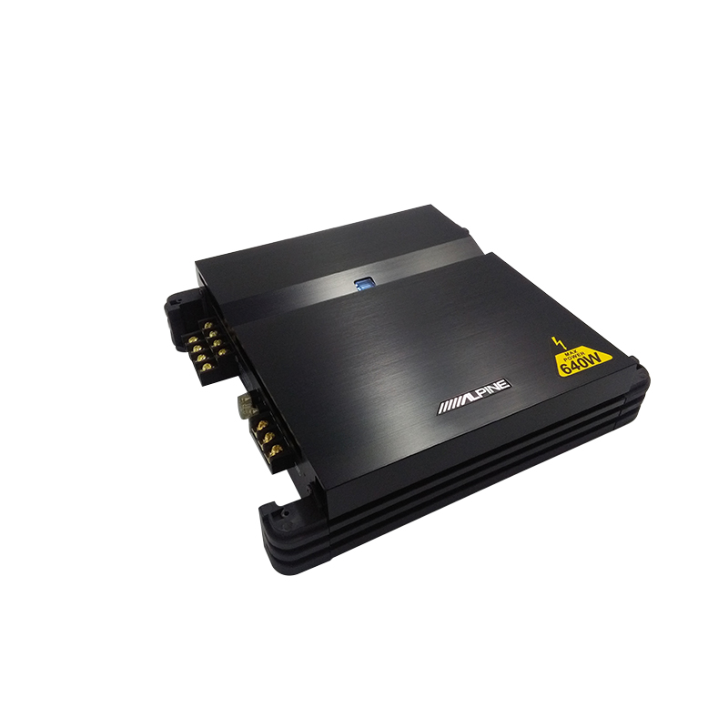 Alpine pmx-f6404 4 channel car amplifier/car amplifier power amplifier