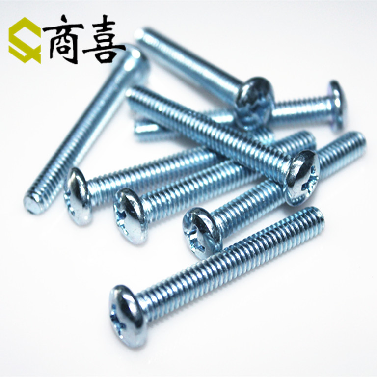 American standard american round galvanized machine. round pan head screws. machine screws 4 #-40 * 1/4 1-1/4 1-1/2