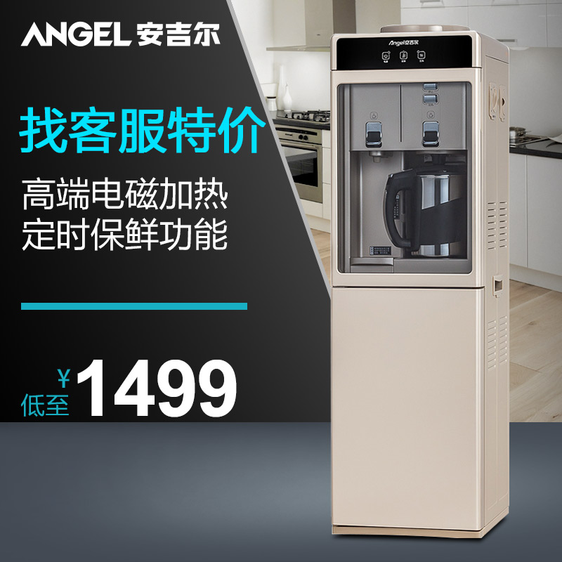 Angel drinking fountains Y2487LK-XZJ high electromagnetic vertical hot ice hot is hot water dispenser
