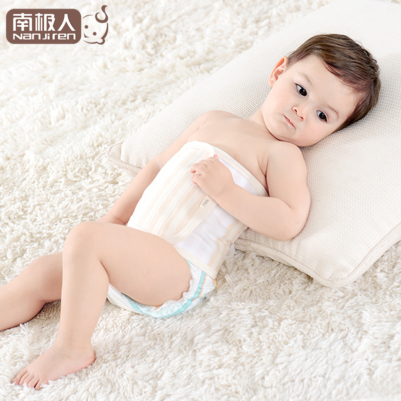 Antarctic autumn cotton baby care navel belly circumference newborn baby care baby belly circumference nursing care umbilical cord fall and winter apron abdominal circumference