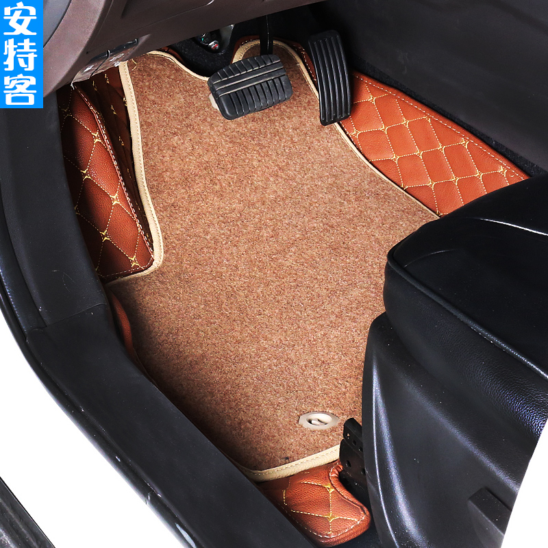 Ante passenger dedicated guangzhou automobile chi chuan gs-4 gs-4 gs-4 dedicated car mats wholly surrounded by foot pad interior conversion