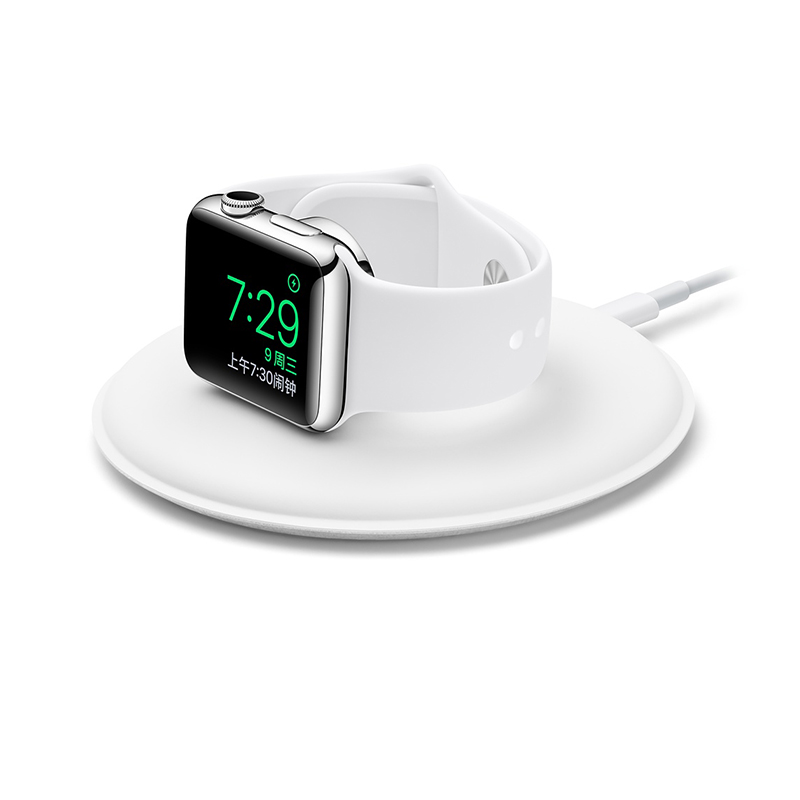Apple/apple apple watch magnetic charging dock-white
