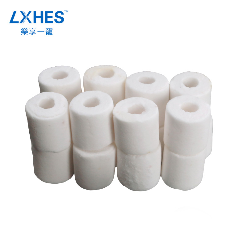 Aquarium fish tank filter material ceramic ring aquarium filter medium bacteria culture thick ring biological ring 460g