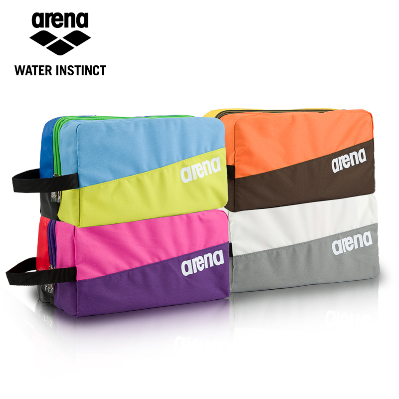 Arena ariana swim bag waterproof bag swimming bag storage bag storage bag swimming bag of wet and dry separation of equipment
