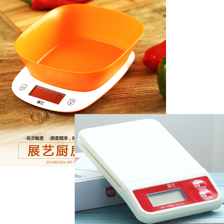 arts exhibition kitchen scales home baking mini food scales electronic scales weighing scales grams weighing scales