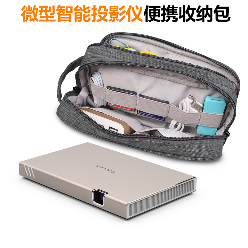 Australia code of micro projector phone bag m6/smart mini projector cool tv x5 x6 \ M6PLUS admission package