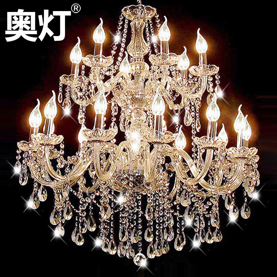 China double helix chandelier china double helix chandelier get quotations austrian double candle chandelier penthouse floor living room chandelier dining chandelier jane european style long staircase arubaitofo Choice Image