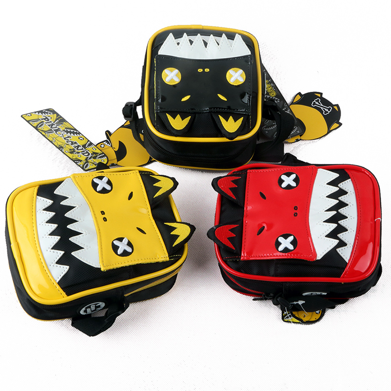 Authentic korean cute personalized shoulder bag boys and girls 2015 new children's messenger bag purse phone