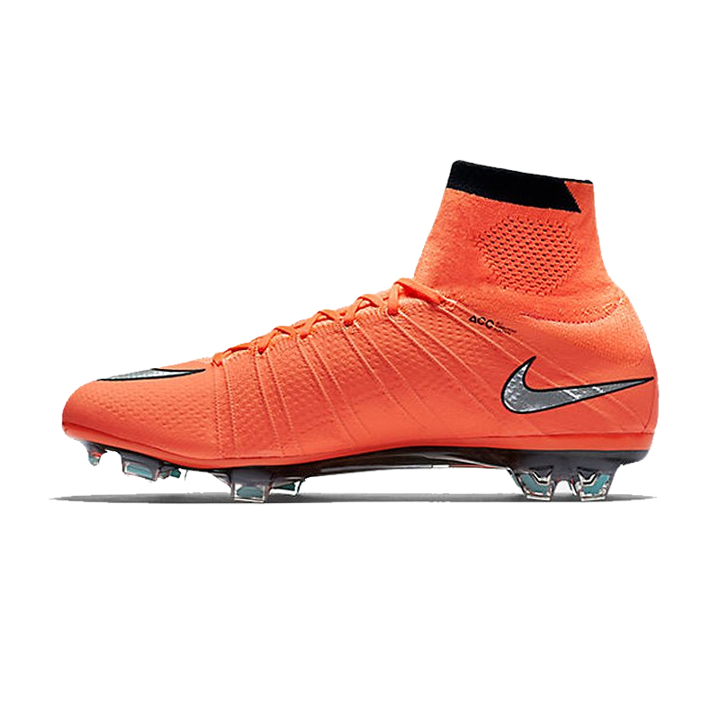 6f78e6694 Get Quotations · Authentic nike nike mercurial superfly fg soccer shoes  assassins 10 generation high help 641858