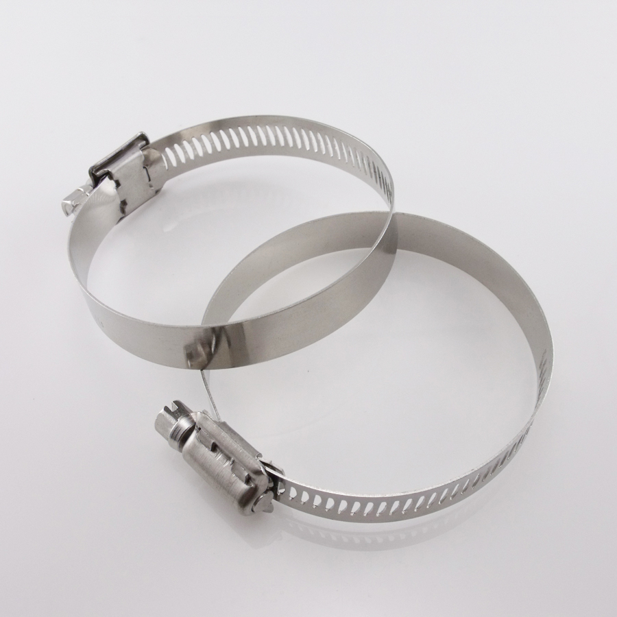 Authentic stainless steel hose clamps pipe clamps pipe clamps pipe clamp hoop hoop fasteners 51-70mm birdie poetry