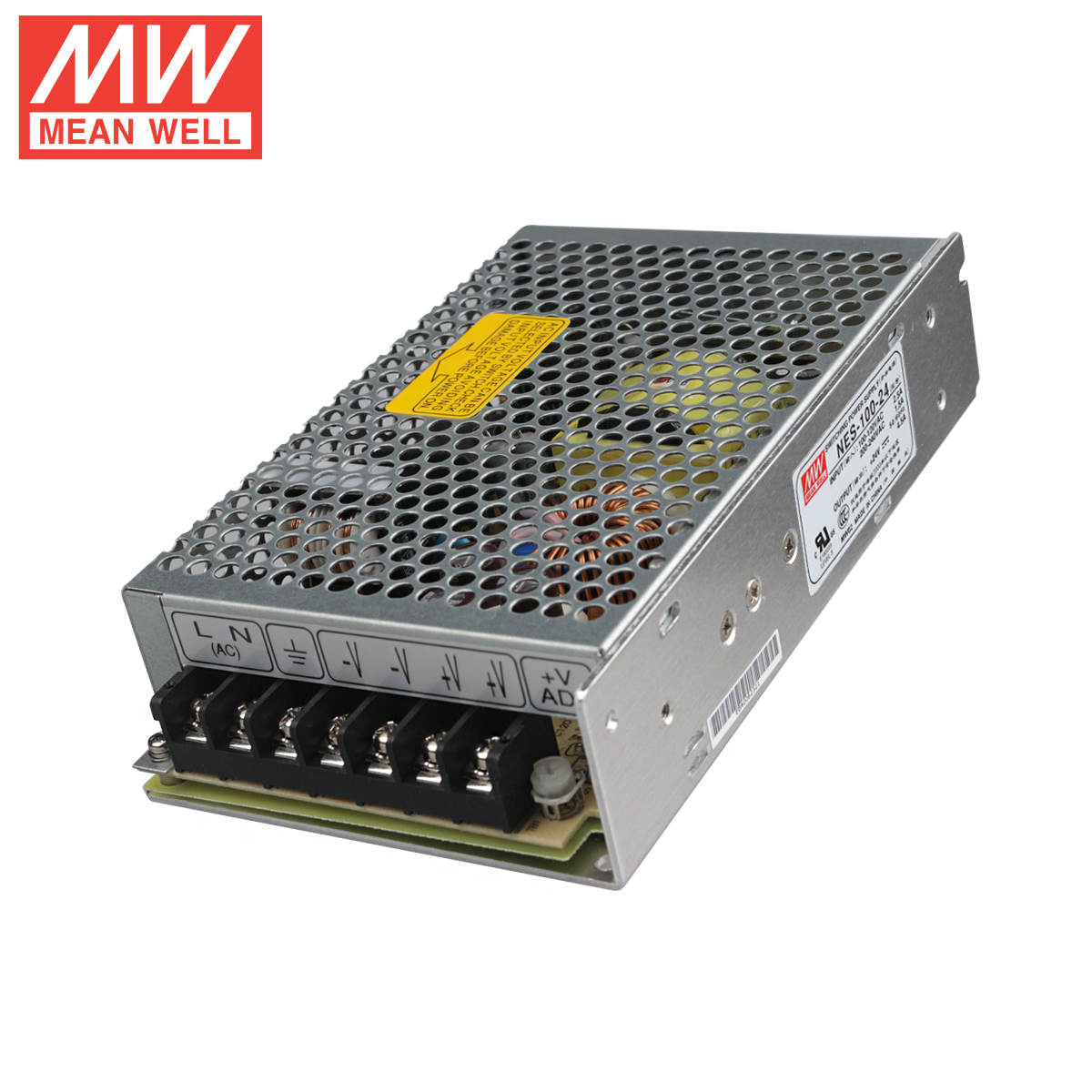 [Authorized total generation] nes-100-24 meanwell taiwan meanwell switching power supply 100 w 24v4. 5a genuine