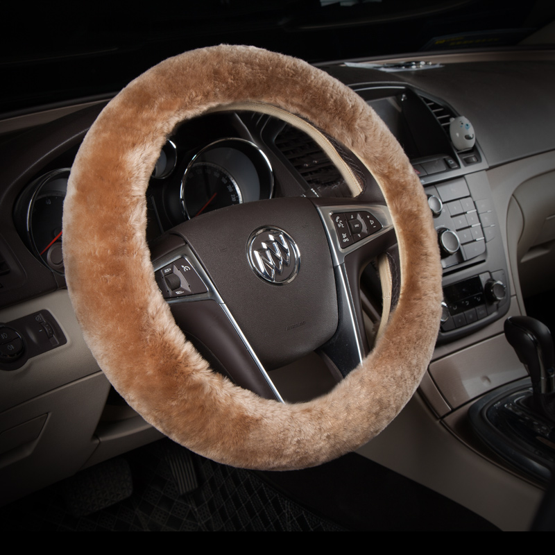 Autumn and winter pure wool steering wheel cover toyota cause dazzle yaris zhishang still cause camry steering wheel cover