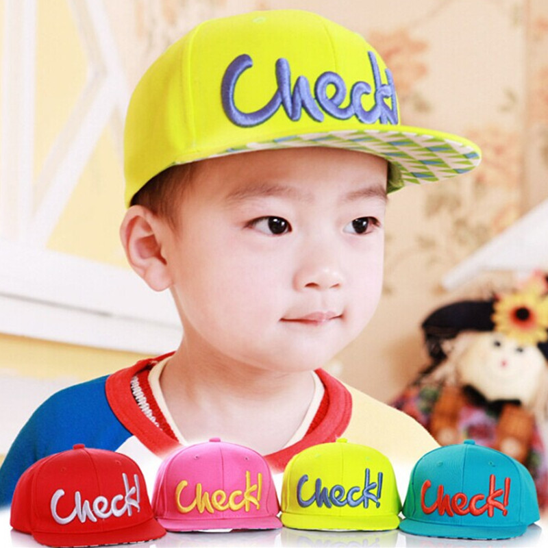13505d74568 Get Quotations · Avril can children s spring and autumn new korean baseball  cap visor cap flat brimmed hat hip
