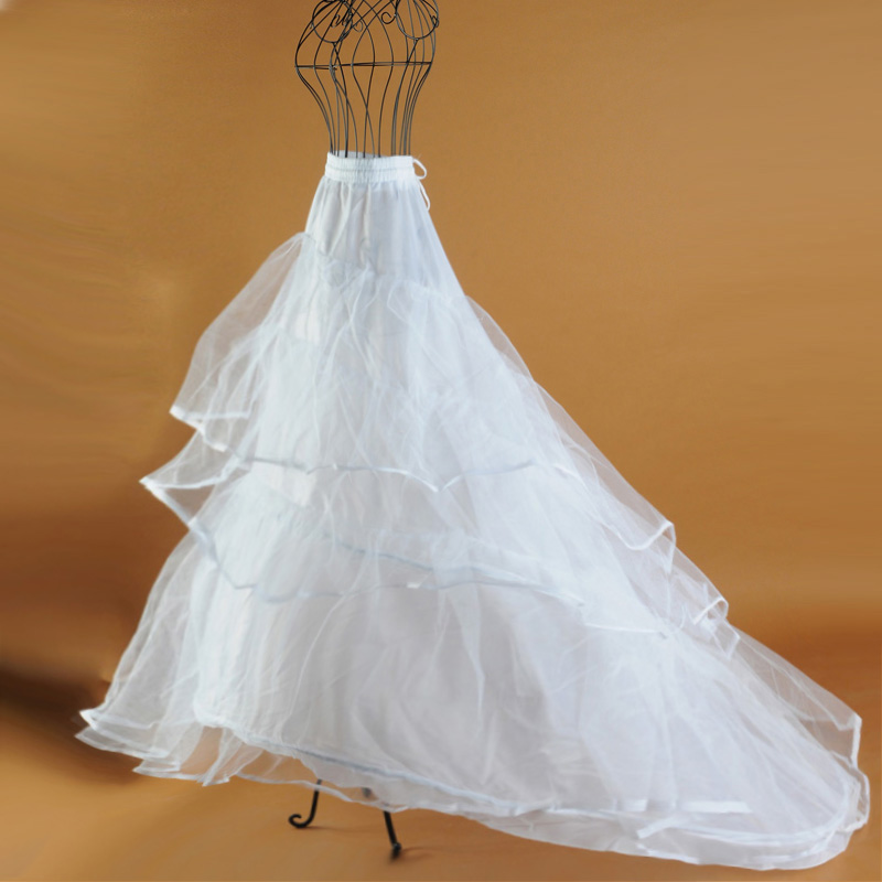 Ballet peng wedding trailing wedding bride wedding accessories wedding dress petticoat pannier trailing wedding special