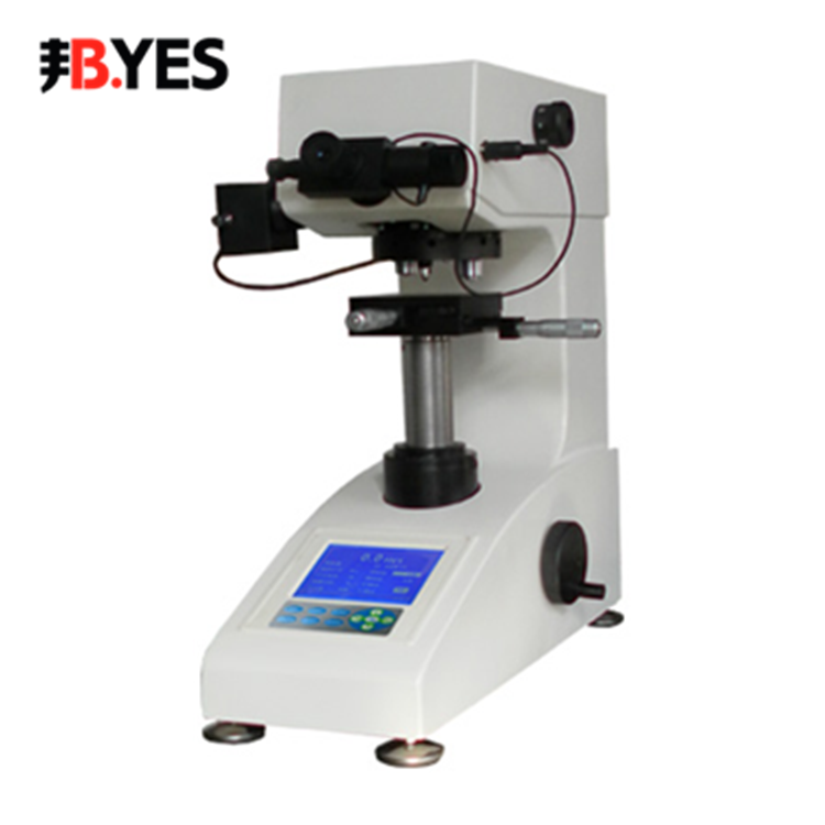 Bang billion byes 402MVA automatic vicker sclerometer copper sheet microscope microscope sclerometer site training